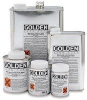 Golden M.S.A. Varnish met anti- U.V. filter mat 250ml